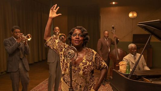 Ma Rainey's Black Bottom Trailer Starring Viola Davis & Chadwick Boseman