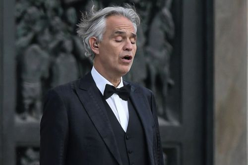 Andrea Bocelli donates blood to vaccine research after recovering from COVID-19