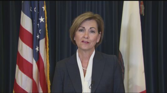 Gov. Reynolds to Sign Executive Order Restoring Voting Rights to Some Felons