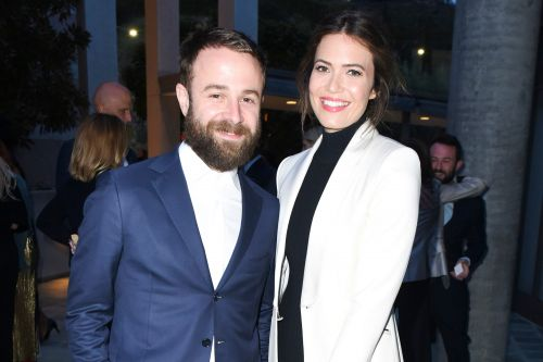Mandy Moore is pregnant, expecting a baby boy with husband Taylor Goldsmith