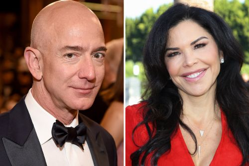 Meet the brunette bombshell, Lauren Sanchez, tied to Jeff Bezos