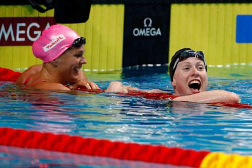 A Brief History of the Rivalry Between Olympic Swimmers Lilly King and Yulia Efimova