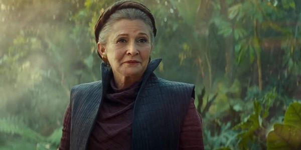 Star Wars: The Rise Of Skywalker Clip Reveals New Look At Carrie Fisher's Leia