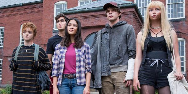 Maisie Williams Helped Keep Her New Mutants Co-Star From Freaking Out When Finally Watching The Movie