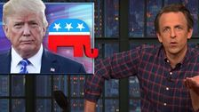 Seth Meyers Delivers Stark Warning On Donald Trump's Final Day