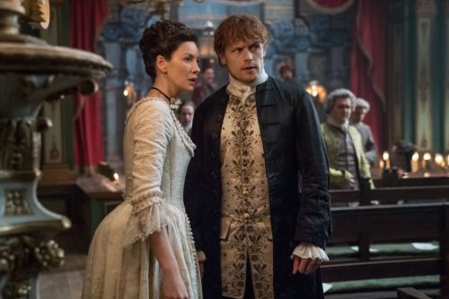 Vote 'Outlander' for the People's Choice Awards 2019