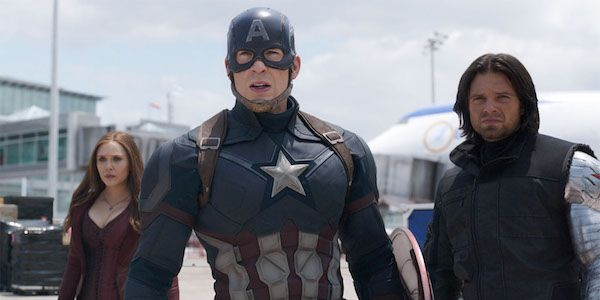 It May Not Be Marvel, But Sebastian Stan Will Replace Chris Evans In New Movie