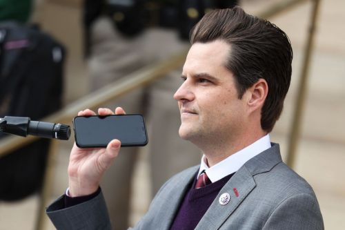 Matt Gaetz Reportedly Sent $900 on Venmo to Indicted Tax Collector Buddy, Who Then Paid Three Young Women for 'Tuition' and 'School'