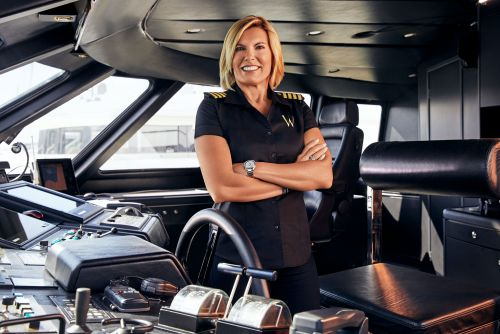 Captain Sandy Yawn on how 'Below Deck' is changing the yachting industry for women