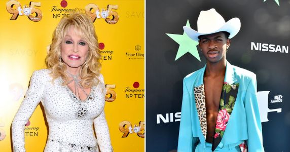 An Old Town Road Remix Might Be Coming With Dolly Parton, So Giddy Up, Partner