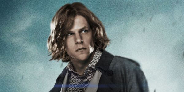 Jesse Eisenberg Hints He May Not Be Playing Lex Luthor Again