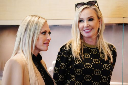 "Shannon Beador Says Real Housewives Of Orange County Stars ""Have Our Antennas Raised"" With Braunwyn Windham-Burke This Season"