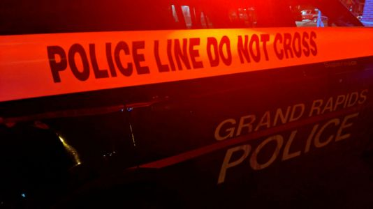 2 shot while in parked car in southeast Grand Rapids