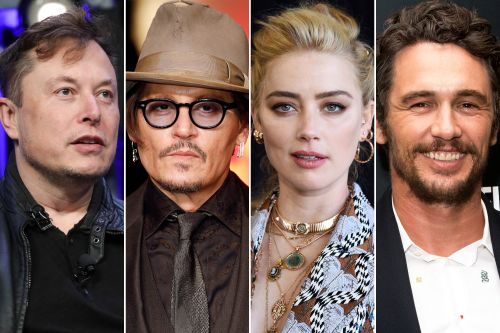 Amber Heard's alleged 'affairs' with Elon Musk, James Franco surface in court