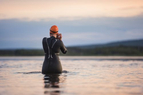If You're Interested in Open-Water Swimming, These Beginner Tips Are Essential