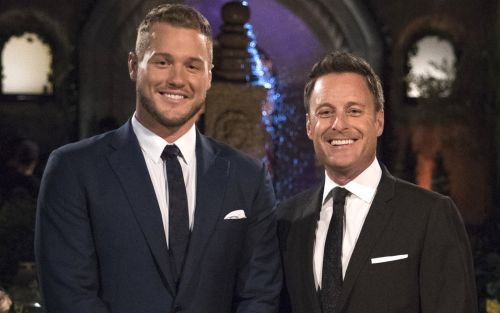 'The Bachelor' host Chris Harrison supports Colton Underwood after he comes out as gay