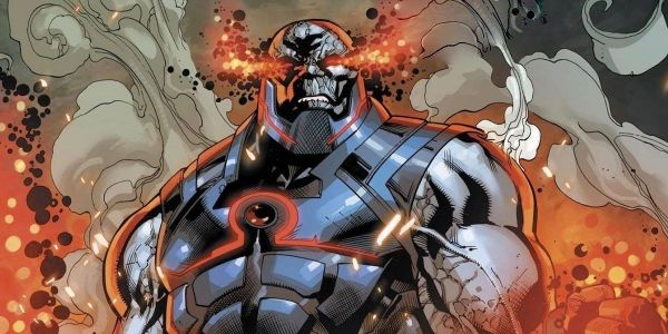Zack Snyder's Justice League Just Showed Off Its Darkseid