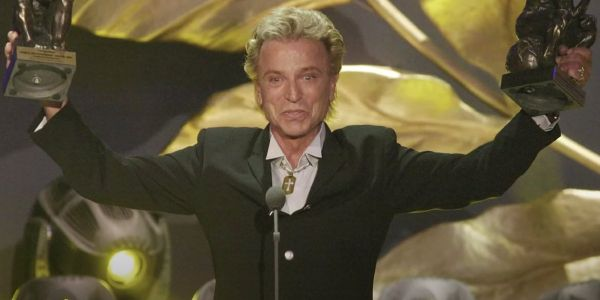 Las Vegas Icon Siegfried Fischbacher From Siegfried And Roy Is Dead At 81