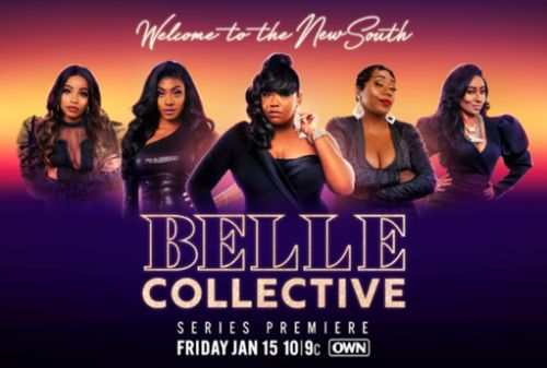 """Belle Collective"" Exclusive: Marie Fears Her Husband Is Cheating On Her"