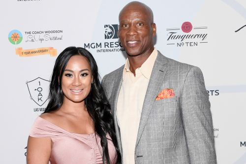 'Basketball Wives' star CeCe Gutierrez weds Byron Scott in live-streamed ceremony