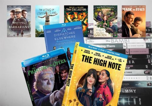 August 11 Blu-ray, Digital and DVD Releases