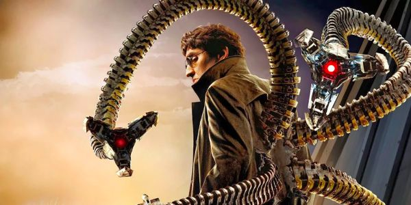 Spider-Man: No Way Home Fan Art Imagines Alfred Molina's Doc Ock In The MCU