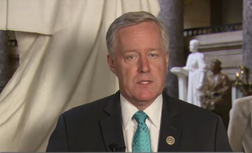 Trump Reportedly Considering Mark Meadows for Chief of Staff