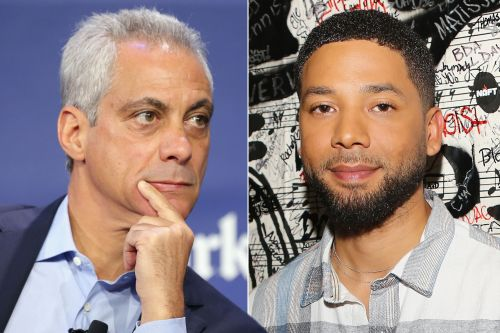 Chicago mayor on Jussie Smollett's dropped charges: 'Whitewash of justice'