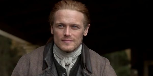 Check Out Outlander's Sam Heughan All Kilted Up To Hype His New Starz Series