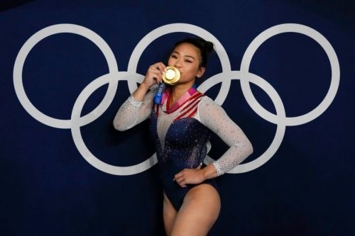 Olympic champ Sunisa Lee still focused on college, not fame