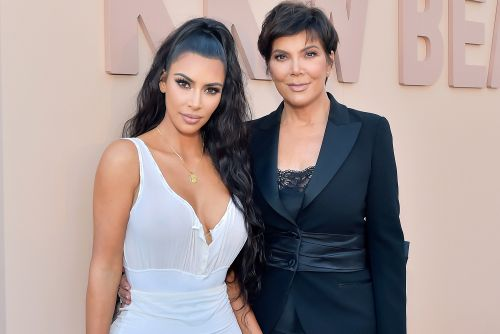 Kim Kardashian says Kris Jenner worried she'd become 'crazy drug addict'