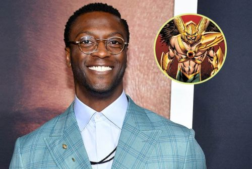 Aldis Hodge in Talks for Hawkman in Black Adam!