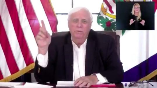 'I Don't Want to Be South Dakota': WV Gov. Jim Justice Calls Out Fellow GOP Gov. Kristi Noem for Refusing Mask Mandate, Spiking Covid Deaths in Her State