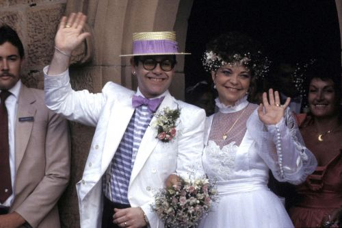 Inside Elton John's first marriage - to a woman