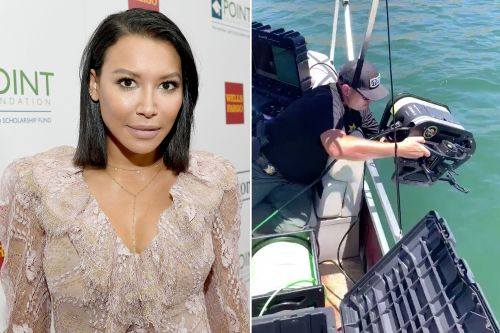 How cops are searching for Naya Rivera in the murky depths of Lake Piru