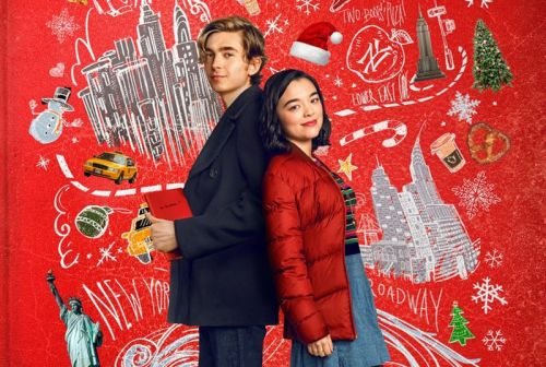Netflix's Dash & Lily Trailer: Dare to Fall in Love This Holiday Season