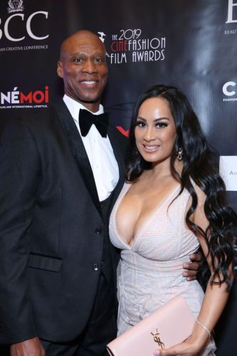 """Congratulations! Byron Scott Weds CeCe Gutierrez, Officially Making Her A Real Life """"Basketball Wife"""""""