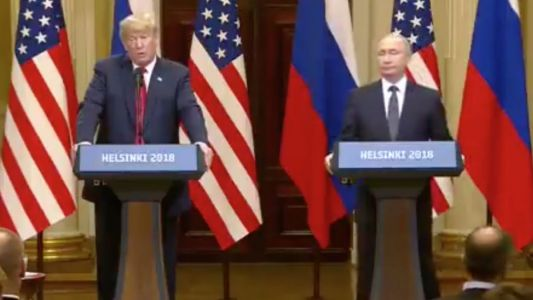 Dem Committee Chairs Reportedly Starting Push for WH to Turn Over Info on Trump's Private Conversations With Putin