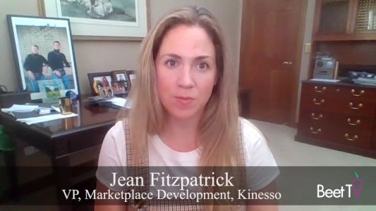 Header Bidding Is Unlocking OTT TV Ads: Kinesso's Fitzpatrick