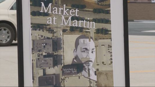 Market at Martin Showcasing Small Business Diversity in Des Moines