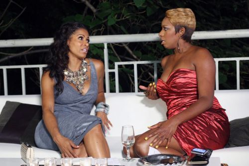 "Sheree Whitfield Says NeNe Leakes Won't Walk Away From Real Housewives Because ""She Needs That Check"""