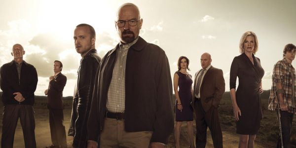 The Breaking Bad Movie Is Finished Filming, Says Bob Odenkirk