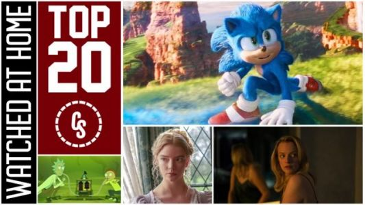Watched at Home: Top 20 Streaming Films for Week of May 29