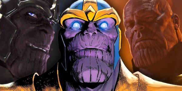 Thanos Will Be Reborn in The Body of a Marvel Hero