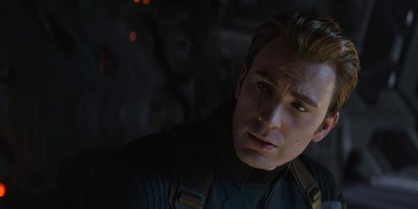 The Russo Brothers Share Endgame Video Of Chris Evans Fooling Around As Old Man Cap