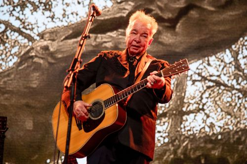 John Prine hospitalized in critical condition with coronavirus symptoms