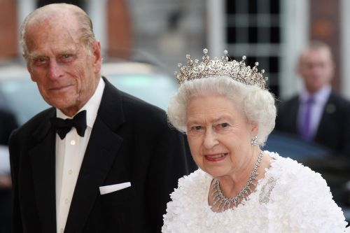 Queen Elizabeth 'has been amazing' following Prince Philip's death