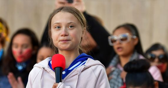 Greta Thunberg Says She's Never Supported Any Political Party in Tweets Following Trump's Mockery