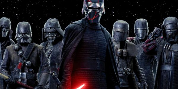 Star Wars: The Rise of Skywalker Covers Feature Knights of Ren