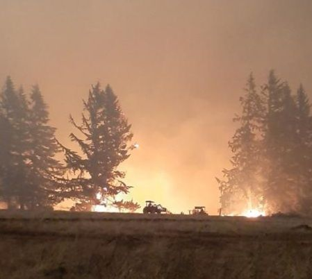 Lawmakers discuss federal aid headed west for wildfires